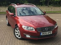 USED 2015 15 VOLVO V70 2.0 D3 SE LUX 5d 136 BHP