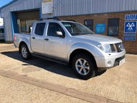 USED 2006 56 NISSAN NAVARA 2.5 OUTLAW DCI 4X4 SHR SWB D/C 1d 174 BHP NO VAT - OUTLAW - LONG M.O.T - READY TO GO - 4X4.