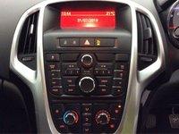 USED 2013 VAUXHALL ASTRA 1.6 SRI 5d 113 BHP FULL SERVICE HISTORY