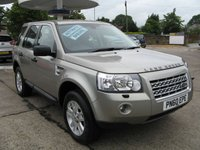 USED 2010 60 LAND ROVER FREELANDER 2.2 TD4 XS 5d AUTO 159 BHP