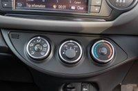 USED 2016 16 TOYOTA YARIS 1.3 VVT-I ICON Toyota Safety Sense, Toyota Touch Media,Reverse Camera, Warranty 2021 Toyota Safety Sense package, Low Mileage