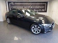 2015 BMW 3 SERIES 2.0 316D SE 4d AUTO + SAT NAV + 1 FORMER KEEPER £7975.00