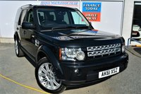 USED 2012 61 LAND ROVER DISCOVERY 4 3.0 SDV6 HSE 5d 7 Seat 4x4 Family SUV AUTO with Massive High Spec Great Value for Money Recent Servic e and MOT and Ready to Drive Away Today GOOD LAND ROVER SERVICE HISTORY