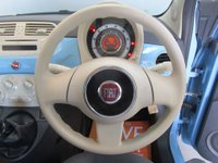 USED 2013 63 FIAT 500 1.2 COLOUR THERAPY 3d 69 BHP MAIN DEALER SERVICE HISTORY