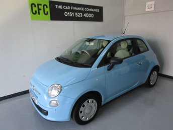 2013 FIAT 500 1.2 COLOUR THERAPY 3d 69 BHP £5500.00