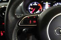 USED 2015 15 AUDI A3 2.0 TDI QUATTRO S LINE 3d AUTO 182 BHP **FREE FROM ULEZ CHARGE** ***FREE FROM ULEZ CHARGE***