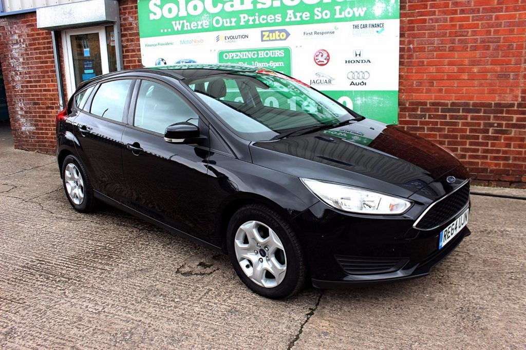 2014 64 FORD FOCUS 1.6 STYLE TDCI 5d 94 BHP