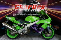 1999 KAWASAKI ZX9 R Kawasaki ZX9R C2 Excellent condition all round  £2195.00