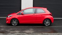 USED 2015 TOYOTA YARIS  ICON 1.0 VVT-I, FULL TOYOTA SERVICE HISTORY, PERFECT IN CONDITION, £0 ROAD TAX £0 Road Tax, Great MPG