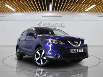 Used Nissan Qashqai for sale in Leighton Buzzard