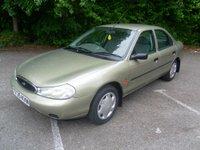 1999 FORD MONDEO 1.8 LX 16V 5d 110 BHP £2495.00