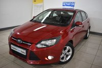 USED 2011 11 FORD FOCUS 1.6 ZETEC TDCI 5d 113 BHP