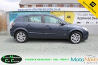 USED 2008 08 VAUXHALL ASTRA 1.8 DESIGN 16V E4 5d AUTO 140 BHP PETROL BLUE STUNNING EXAMPLE, EXTREMELY WELL LOOKED AFTER AND DRIVES PERFECT