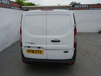USED 2018 18 FORD TRANSIT CONNECT 1.5 210 P/V 1d 74 BHP FORD TRANSIT CONNECT LONG WHEEL BASE L2 TWIN SLIDING DOORS EURO 6 ULEZ COMPLIANT