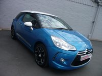 2014 CITROEN DS3 1.6 DSTYLE PLUS  £5495.00