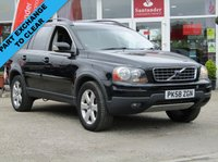 USED 2008 58 VOLVO XC90 2.4 D5 S AWD 5d AUTO 185 BHP PART EXCHANGE TO CLEAR. 7 Seater. Drives ok and last serviced at 132293 miles on 22/3/2019. MOT due on 7/11/2019. Please also note that we do not accept FINANCE applications or CREDIT CARDS for payment.