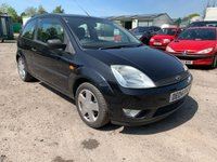 USED 2004 04 FORD FIESTA 1.4 FLAME 16V 3d 80 BHP DE04 RVC 2004 FORD FIESTA 1.4 FLAME PETROL MANUAL 16V 3 DOOR HATCHBACK 80 BHP - CHEAP TRADE SALE