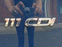 USED 2015 15 MERCEDES-BENZ VITO 1.6 111 CDI 1d 114 BHP