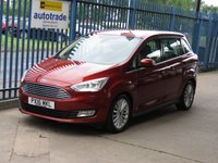 USED 2016 16 FORD GRAND C-MAX 1.0 TITANIUM 5dr 6 Seats DAB Cruise Alloys Just £30 Road Tax