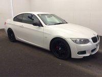 2012 BMW 3 SERIES 2.0 320D SPORT PLUS EDITION 2d 181 BHP
