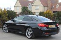 USED 2015 65 BMW 4 SERIES 2.0 420D M SPORT 2d AUTO 188 BHP