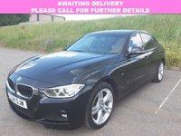 USED 2014 14 BMW 3 SERIES 2.0 320D M SPORT 4d AUTO 181 BHP SAT NAV | LEATHER | ALLOYS |