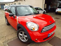 2012 MINI COUNTRYMAN 1.6 COOPER D ALL4 5d 112 BHP £5490.00