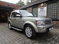 2009 LAND ROVER DISCOVERY 3.0 4 TDV6 HSE 5d AUTO 245 BHP £13995.00