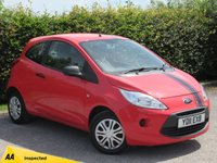USED 2011 11 FORD KA 1.2 STUDIO 3d * IDEAL FIRST CAR * LOW INSURANCE * £30 PER YEAR ROAD TAX * ECONOMICAL AVERAGE MPG 57.7 *