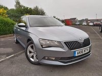2016 SKODA SUPERB 2.0 TDI SE BUSINESS DSG AUTO 5d £9500.00