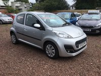 USED 2013 13 PEUGEOT 107 1.0 ACTIVE 5d 68 BHP LOW MILEAGE,LOW ROAD TAX,LOW INSURANCE