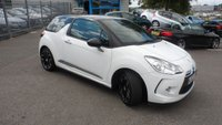 USED 2013 63 CITROEN DS3 1.6 DSTYLE PLUS 3d 120 BHP JUST ARRIVED!!