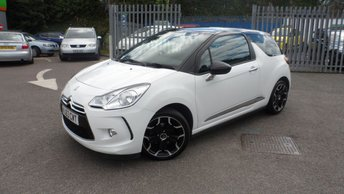 2013 CITROEN DS3 1.6 DSTYLE PLUS 3d 120 BHP £5995.00