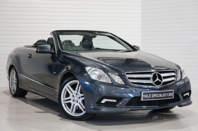 2011 11 MERCEDES-BENZ E CLASS 2.1 E250 CDI BLUEEFFICIENCY SPORT AUTO