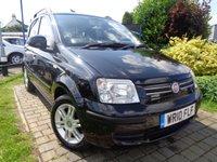 2010 FIAT PANDA 1.2 ELEGANZA 5d 59 BHP £2289.00