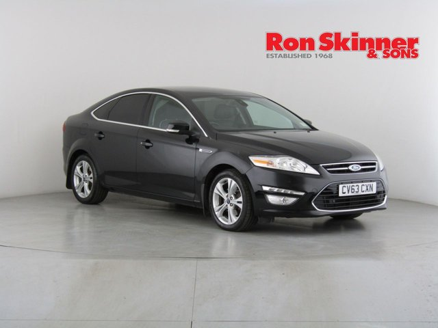 View our 2013 63 FORD MONDEO 2.0 TITANIUM X BUSINESS EDITION TDCI 5d 138 BHP