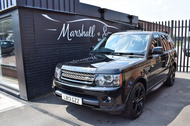 Used Land Rover cars in Walsall from Marshall & Son Motors Ltd
