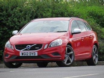 2012 VOLVO V60 2.0 D3 R-DESIGN 5d 161 BHP £5990.00