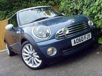 2010 MINI HATCH COOPER 1.6 COOPER CAMDEN 3d 122 BHP £6499.00