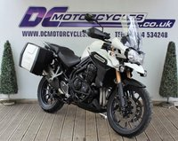 2016 TRIUMPH TIGER EXPLORER 1215   £8995.00