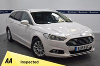 USED 2015 15 FORD MONDEO 1.6 TITANIUM ECONETIC TDCI 5d 115 BHP (ONE OWNER - FULL FORD HISTORY)