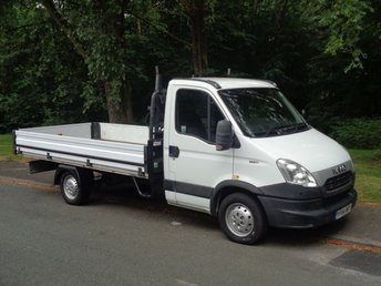 2014 IVECO DAILY 2.3 35S11 1d 106 BHP (AUTOMATIC) £6990.00