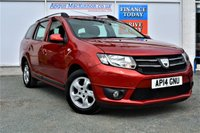 USED 2014 14 DACIA LOGAN MCV 1.5 LAUREATE DCI 5d Family Estate Great Value for Money High Spec Estate PREVIOUSLY LOCALLY OWNED
