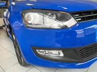 USED 2013 63 VOLKSWAGEN POLO 1.4 MATCH EDITION 5d 83 BHP