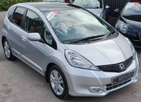 USED 2012 12 HONDA JAZZ 1.3 I-VTEC EX 5d 99 BHP 2 Lady Owners - Low Miles - 6 Services - Top Spec Model