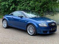2005 AUDI TT 1.8 QUATTRO SPORT 3d 236 BHP £10995.00