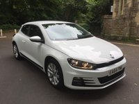 USED 2014 64 VOLKSWAGEN SCIROCCO 1.4 TSI BLUEMOTION TECHNOLOGY 2d 123 BHP