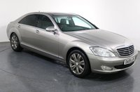 USED 2009 09 MERCEDES-BENZ S CLASS 3.0 S320 L CDI LIMOUSINE 4d AUTO 231 BHP VERY RARE LIMO!!! **Over £6000 OPTIONAL EXTRAS FITTED**