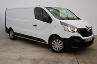 2017 RENAULT TRAFIC 1.6 LL29 BUSINESS ENERGY DCI 125 BHP LWB £11990.00