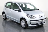 USED 2015 15 VOLKSWAGEN UP 1.0 MOVE UP 5d AUTOMATIC 59 BHP Rare AUTOMATIC with £20 TAX